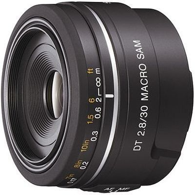 ソニー 交換用レンズ SAL30M28 SAL30/28MACRO【納期目安:2週間】