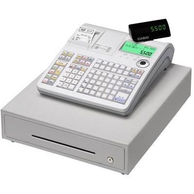 カシオ 計算機 ネットレジ (ネットレジ) TE-5500-30M【納期目安:2週間】