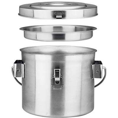 サーモス サーモス 18-8 保温食缶 シャトルドラム GBC-02(内フタ式) ASY99