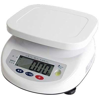 シンワ測定 デジタル上皿はかり 3 取引証明用 70191 4960910701915