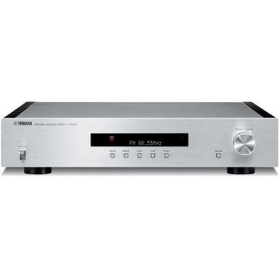 ヤマハ FM補完放送対応 ワイドFM/AMチューナー シルバーピアノブラック TS-1100SP T-S1100-SP【納期目安:約10営業日】