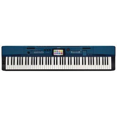 カシオ 電子ピアノ 「プリヴィア」 88鍵 ディープブルー調 PX-560MBE PX-360M-BE【納期目安:2週間】
