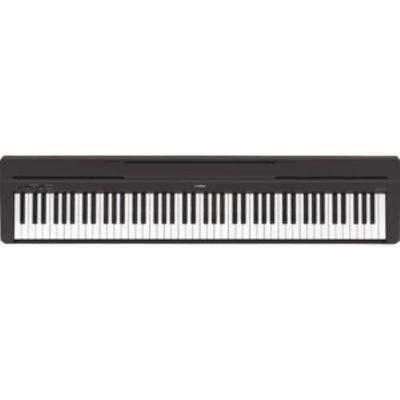 ヤマハ Pシリーズ 電子ピアノ Pシリーズ 88鍵 ヤマハ 88鍵 ブラック P-45B【納期目安:約10営業日】, マテリアデザイン:68641b7c --- sunward.msk.ru