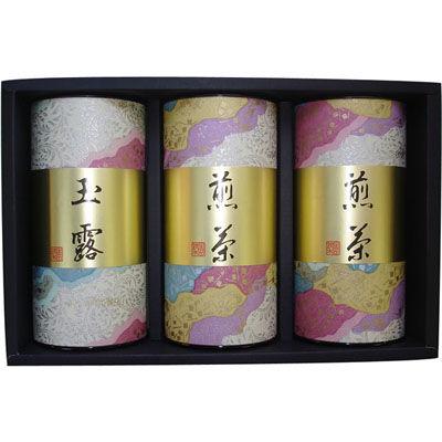 鈴木園 【のし・包装可】玉露・高級煎茶セット(150g+140g) B101 SZK-B101