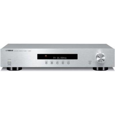 ヤマハ FM補完放送対応 ワイドFM/AMチューナー シルバー TS-501S T-S501-S【納期目安:約10営業日】