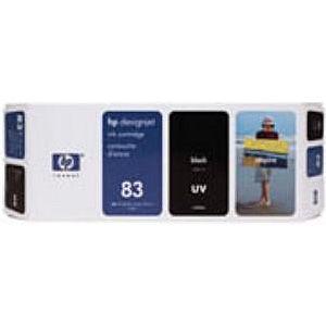 日本HP ヒューレットパッカード インク83インクUVクロ C4940A【納期目安:3週間】