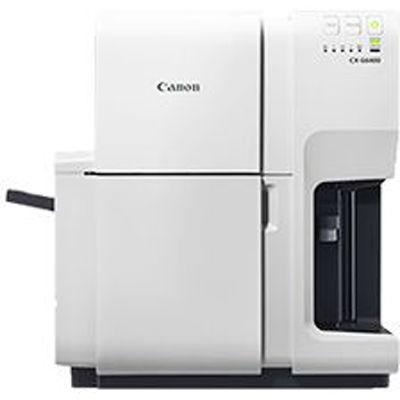キヤノン カラーカードプリンター CX-G6400[1749C001] CX-G6400