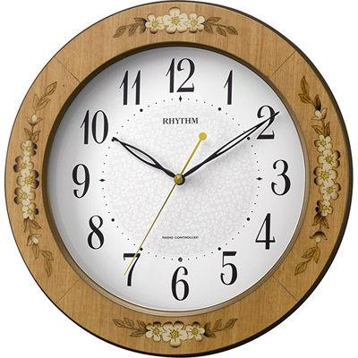 リズム時計 アマービレM521 8MY521SR06