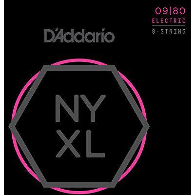 DADDARIO 【5個セット】D'Addario NYXL0980 エレキギター用弦 0019954157999
