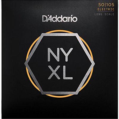 DADDARIO 【5個セット】ダダリオ/D'Addario NYXL45105 エレキベース弦 0019954176839