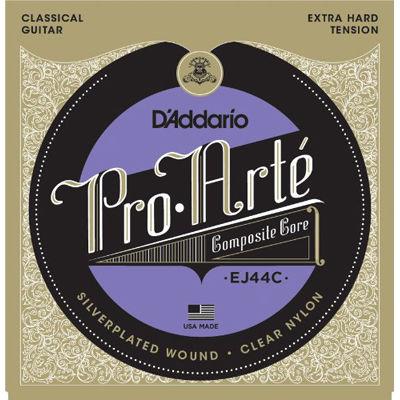 DADDARIO 【10個セット】EJ44C ダダリオ クラシックギター弦 Long-Lasting Composite/Extra-Hard 0019954920289