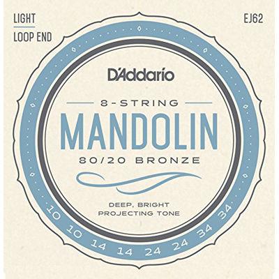 DADDARIO DADDARIO【10個セット EJ62】D'Addario EJ62 0019954910761 Mandolin マンドリン弦 0019954910761, インテリアショップドリームランド:596c8dc7 --- colormood.fr