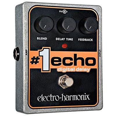 エレクトロ・ハーモニックス #1 ECHO エフェクター 0683274010687