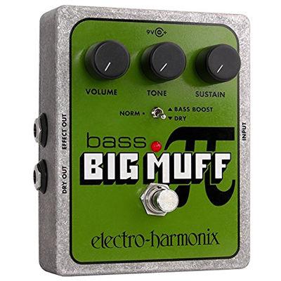 ELECTRO Nano Bass Big Muff Pi 0683274010854