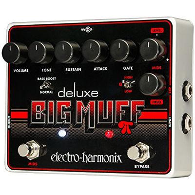 ELECTRO エレクトロハーモニクス Deluxe Big Muff Pi ディストーション エフェクター 0683274011523