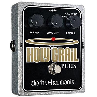 エレクトロ・ハーモニックス Holy Grail Plus エフェクター / エレクトロハーモニクス 0683274010755