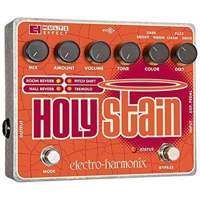 ELECTRO エレクトロハーモニクス Holy Stain マルチエフェクトペダル エフェクター 0683274010779