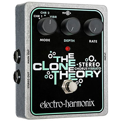 ELECTRO The Clone Theory ギターエフェクター / エレクトロハーモニクス 0683274010649【納期目安:追って連絡】