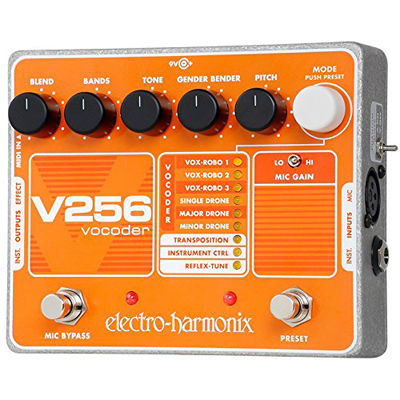 エレクトロ・ハーモニックス V256 ボコーダー エフェクター 0683274011011