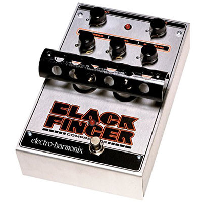 エレクトロ・ハーモニックス BLACK FINGER コンプレッサー / エレクトロハーモニクス 0683274010281