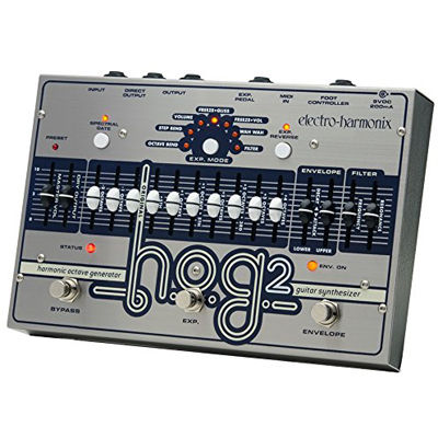 ELECTRO エレクトロハーモニクス HOG2 ハーモニックオクターブジェネレーター エフェクター 0683274011288【納期目安:追って連絡】
