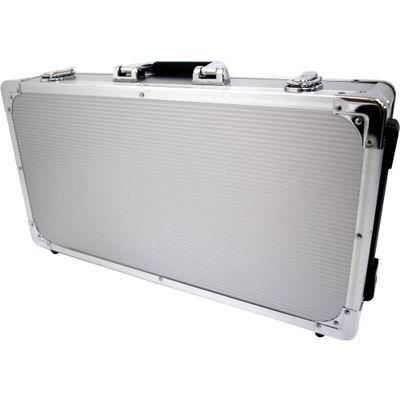 【送料無料】 KC エフェクターケース EC-80/SV シルバー (内寸 685 x 295 x 65+20mm) 4534853664301