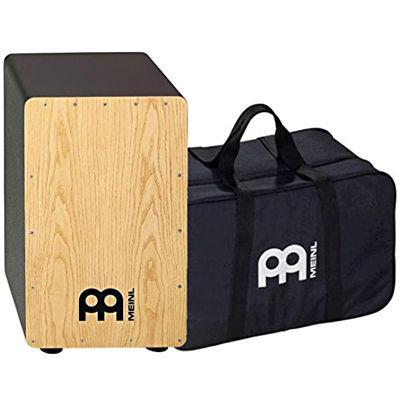 MEINL Percussion マイネル カホン MCAJ100BK-AS+ 純正ギグバッグ付き 0840553079494