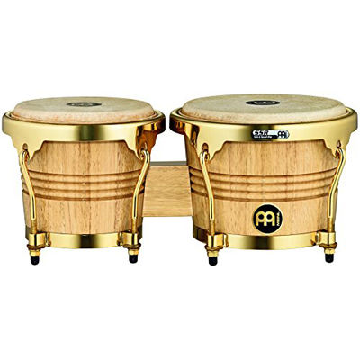 MEINL Percussion マイネル ボンゴ Wood Bongo WB200NT-G 0840553083170【納期目安:追って連絡】