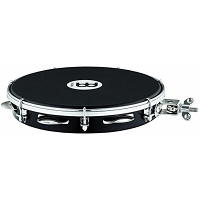 MEINL Percussion マイネル パンデイロ Traditional ABS Pandeiro with Holder 10