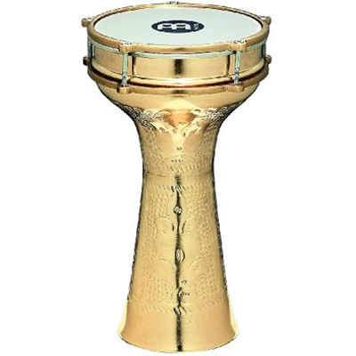 MEINL Percussion マイネル ダラブッカ Copper Darbuka 7 7/8