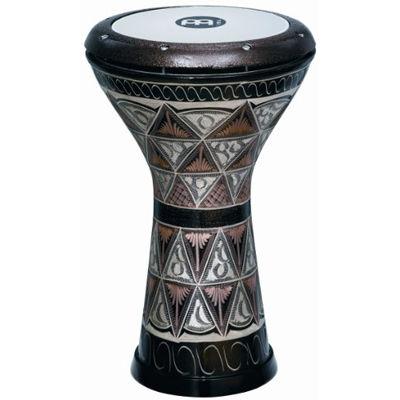 MEINL Percussion マイネル ドゥンベック Copper Doumbek Hand-Engraved 8 1/2