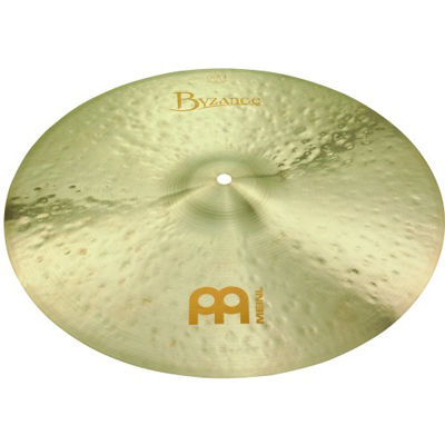 "MEINL B17JMTC Byzance Jazz / Medium Thin Crash 17"" 0840553006902【納期目安:追って連絡】"