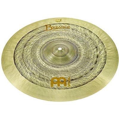 MEINL Cymbals マイネル Byzance Jazz Series クラッシュシンバル 18