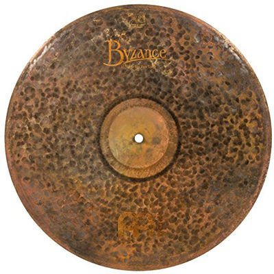 MEINL Cymbals マイネル Byzance Extra Dry Series クラッシュシンバル 17