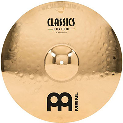 MEINL CC18MC-B Classic Custom Medium Crash 18