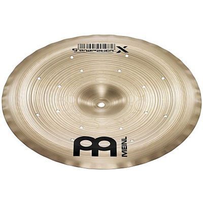 MEINL GX-16FCH Generation X/Thomas Lang Signature Filter China 0840553003567【納期目安:追って連絡】