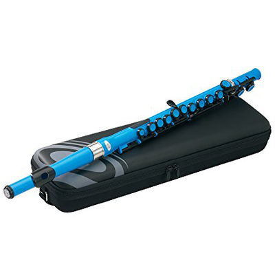 NUVO ヌーボ ヌーボ STUDENT FLUTE Blue 5060216051079