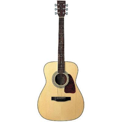 SYAIRI YF-3M/N アコースティックギター ナチュラル Traditional シリーズ YF3MNSC ソフトケース付き 4534853520348