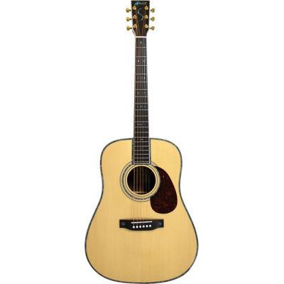 SYAIRI Traditional Series アコースティックギター YD-6R/N ナチュラル ソフトケース付き 4534853521949