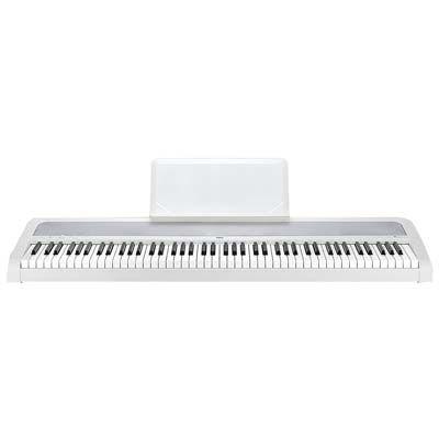 KORG(コルグ) KORG 電子ピアノ B1 WH 88鍵 ホワイト 4959112125063【納期目安:追って連絡】