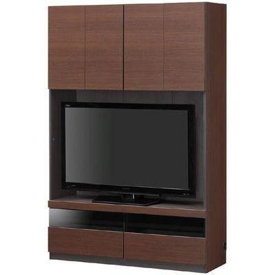 白井産業 壁一面をすっきり高級感のあるリビングに 壁面テレビボード PORTALE ポルターレリビング POR-1812TVDK