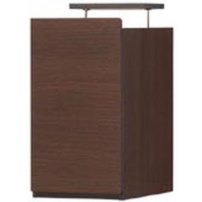 白井産業 壁一面をすっきり高級感のあるリビングに 壁面キャビネット(上置き) PORTALE ポルターレリビング POR-5530DUDK
