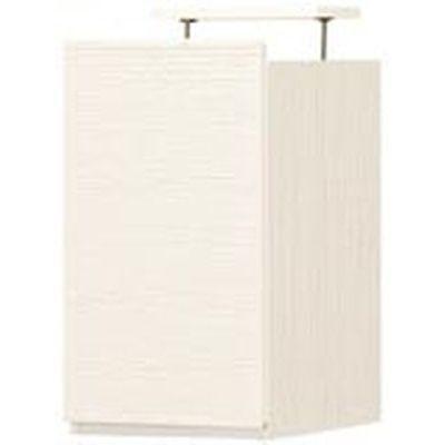 白井産業 壁一面をすっきり高級感のあるリビングに 壁面キャビネット(上置き) PORTALE ポルターレリビング POR-5530DUWH