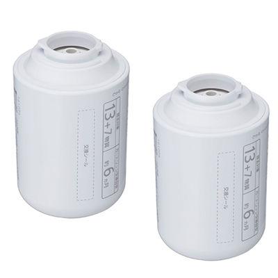 パナソニック 浄水器交換用カートリッジ(2個入) TK-CJ23C2【納期目安:追って連絡】