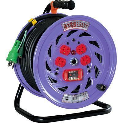 日動工業 電工ドラム 15A×30m (NF-EK34F) 4937305011607