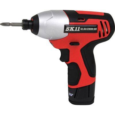 藤原産業 SK11 10.8V 充電インパクトドライバー SID-108V-15RLS 1台 4977292400084【納期目安:2週間】