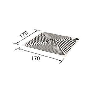 コロナ 床暖システム部材 2畳用 ソフトパネル UP-20XB【納期目安:3週間】