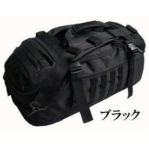 その他 米軍 防水布使用4WAYシーサックレプリカ ブラック ds-467397