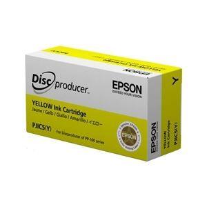 その他 エプソン(EPSON) インクカートリッジ イエロー PJIC5Y ds-827054