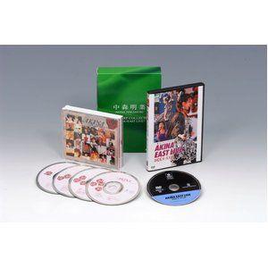 その他 中森明菜 SUPER BEST COLLECTION AKINA+EAST LIVE CD4枚+DVD1枚組 ds-803491